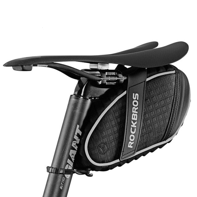 Bicycle Saddle Bag Under Seat 3D Shell - iritisencycling-com
