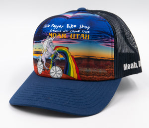 Unicorn Hat - Navy