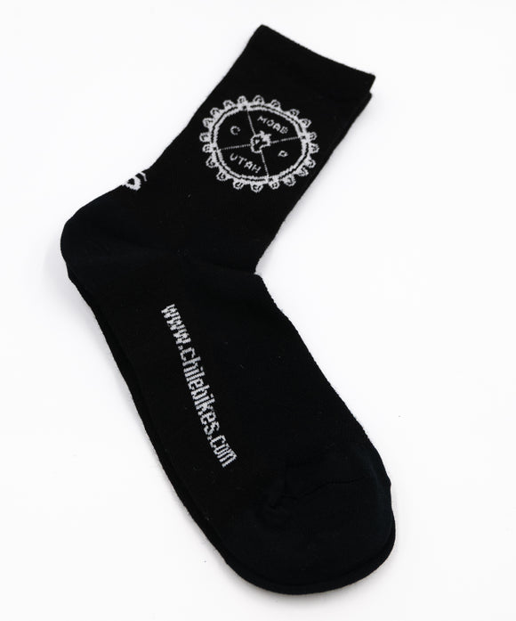 Chile Fresh Socks - Black