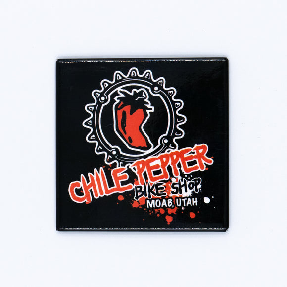 Chile Splatter Magnet