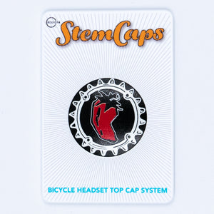StemCaps - Chile Chainring - (requires StemCaps Base)