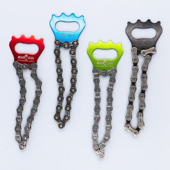 Resource Revival - Long Chain Bottle Opener