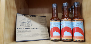 Chile Pepper Hot Sauce