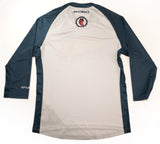 Giro Mens Chile Pepper Custom Roust 3/4 Sleeve Jersey - Navy