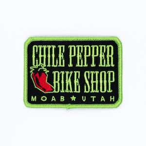 Chile Pepper Mesquite Patch - Green