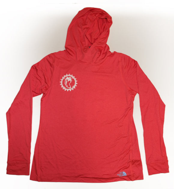 NorthFace Womens Hyperlayer FD Custom Chile Pepper Hoodie - Multiple Colors