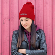Load image into Gallery viewer, Women's Endure Pom Pom Knit Cap