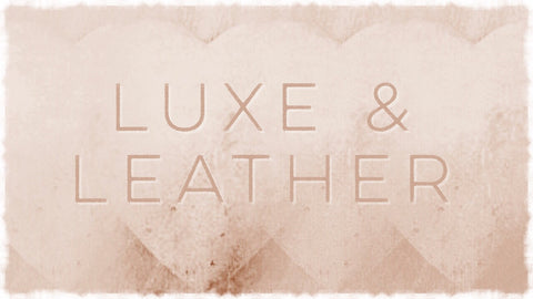 Luxe and Leather Banner Graphics https://www.souloftherose.com/collections/luxe-and-leather