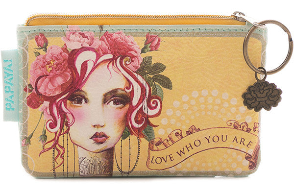 Rose Coin Purse