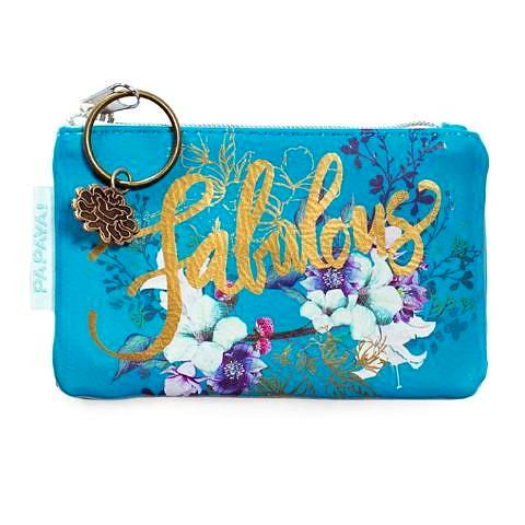 Jewel Flower Coin Purse