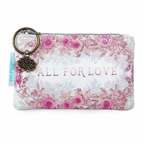 All For Love Coin Purse