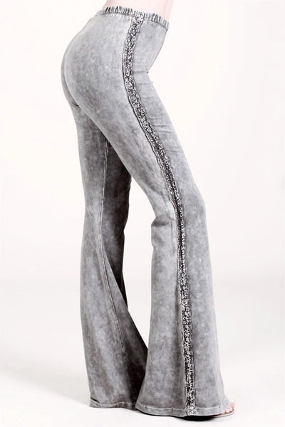 Carly Knit Bell Bottoms - Soul Of The Rose®