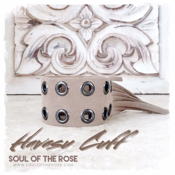 Havasu Fringe Cuff by Soul Of The Rose®