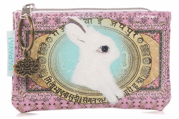 Honey Bunny Coin Purse - Soul Of The Rose®