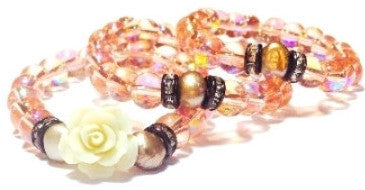 Clarity Trio Bracelet - Soul Of The Rose®