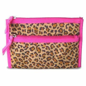 Purr-Fect Twin Zip Glam Bag - Soul Of The Rose®
