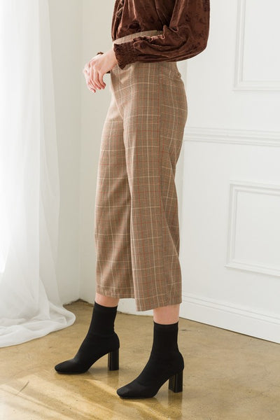 Molly Glen Check Pants