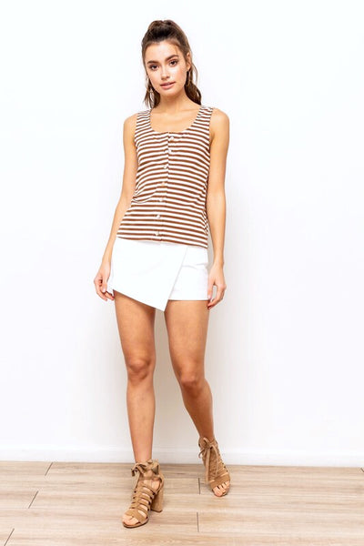 Pippa Stripe Tank Top