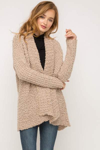 Quinn Dolman Sleeve Cardigan Sweater