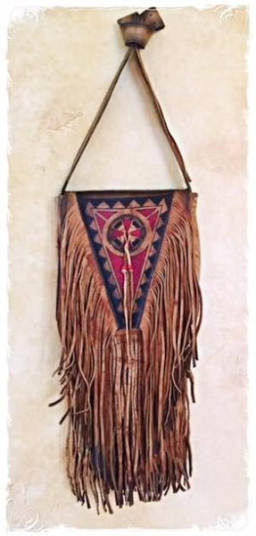 Raine Fringe Cross Body Bag - Soul Of The Rose®