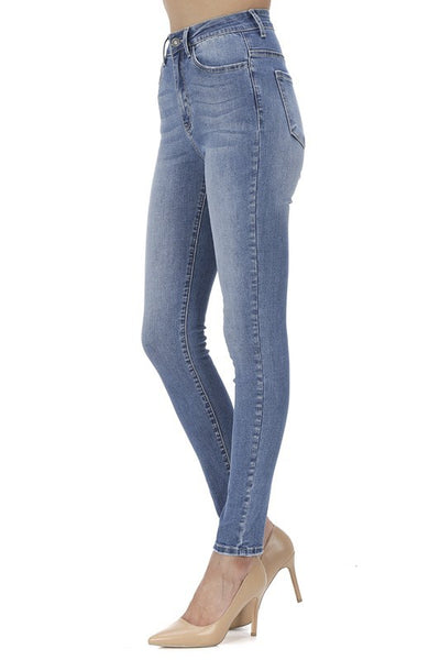 Brittany High Rise Jeans