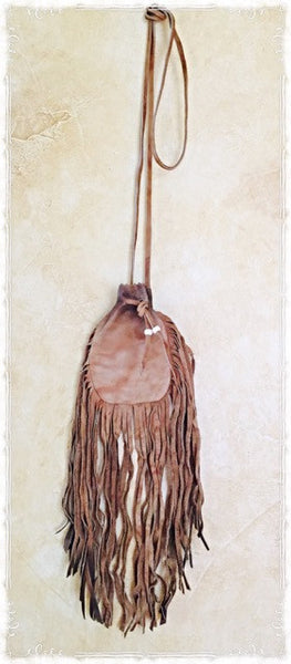 Sundown Drawstring Cross Body Pouch