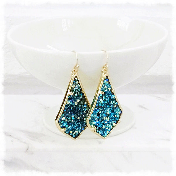 Zahava Crystal Fusion Earrings