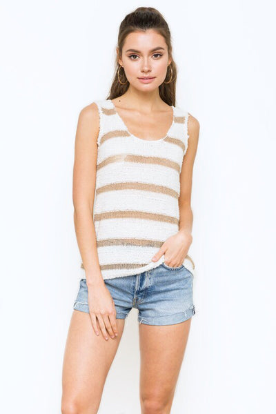 Zandra Tank Sweater