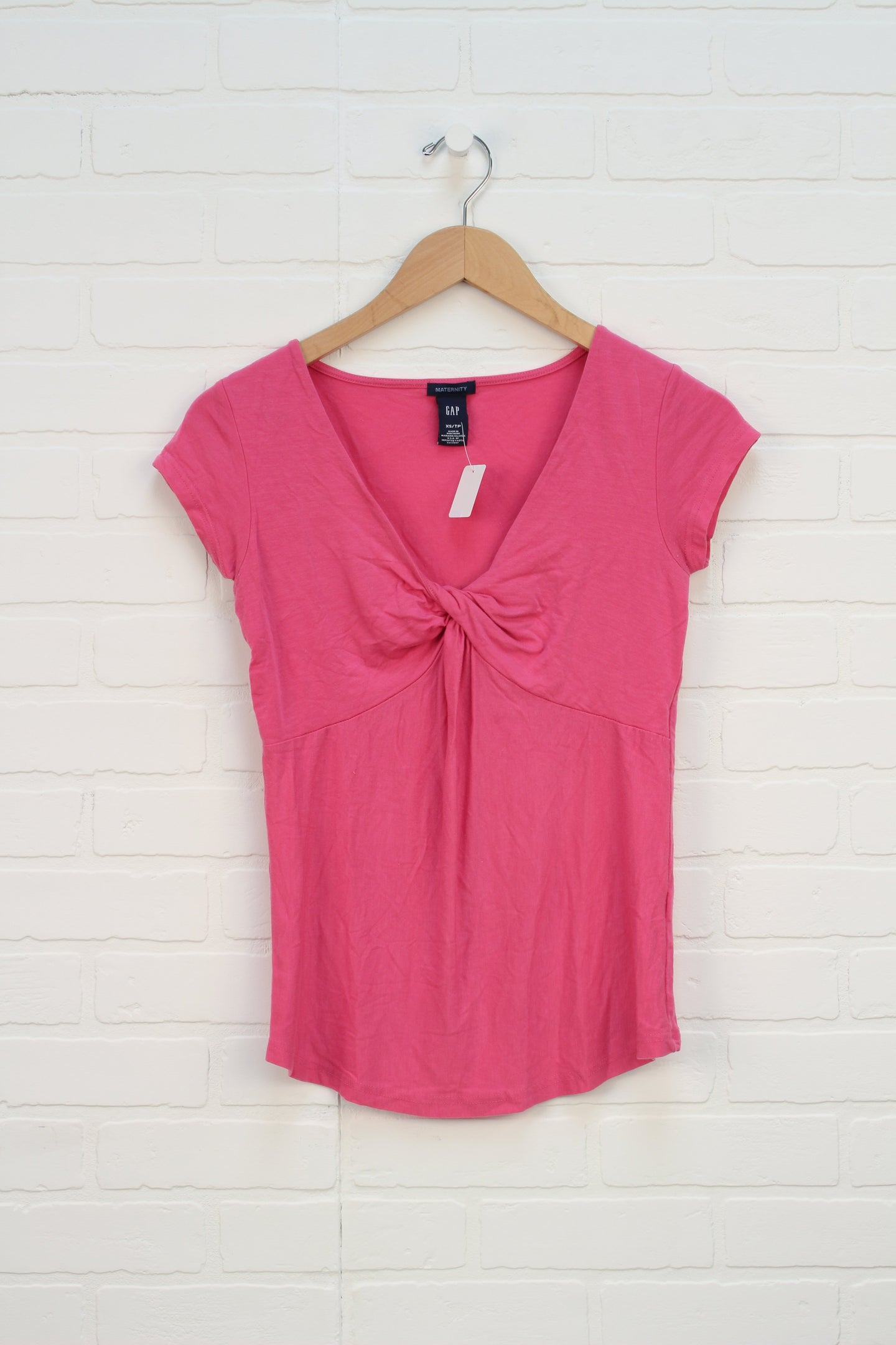 PInk Maternity Top (Maternity Size XS)
