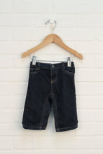 Dark Wash Jeans (Size 3-6M)