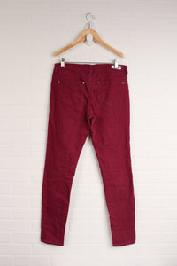 Raspberry Jegging (Size 16)