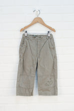 Khaki Wide Leg Pants (Size 4-5)