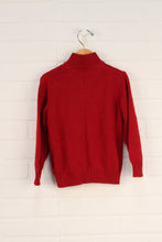 Crimson Pull-Over (Size 3T)