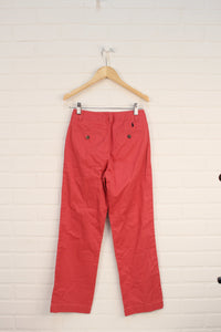 NWT Salmon Trousers (Size 8)