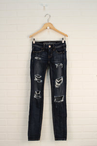 "Distressed Wash ""Super Soft"" (Women's Size 00)"