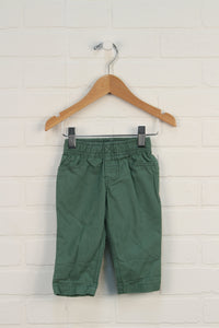 Green Pants (Carter's Size 6M)