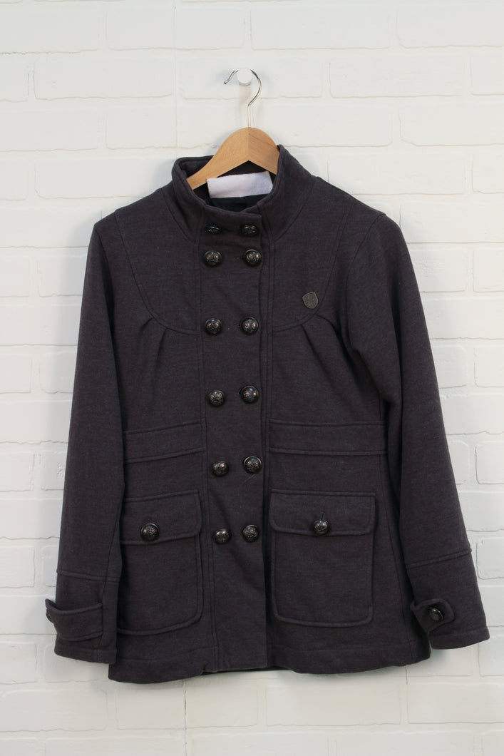 Grey Fall Jacket (Women's Size S)