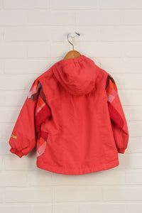 Coral Fall/Spring Jacket (Size 2T)
