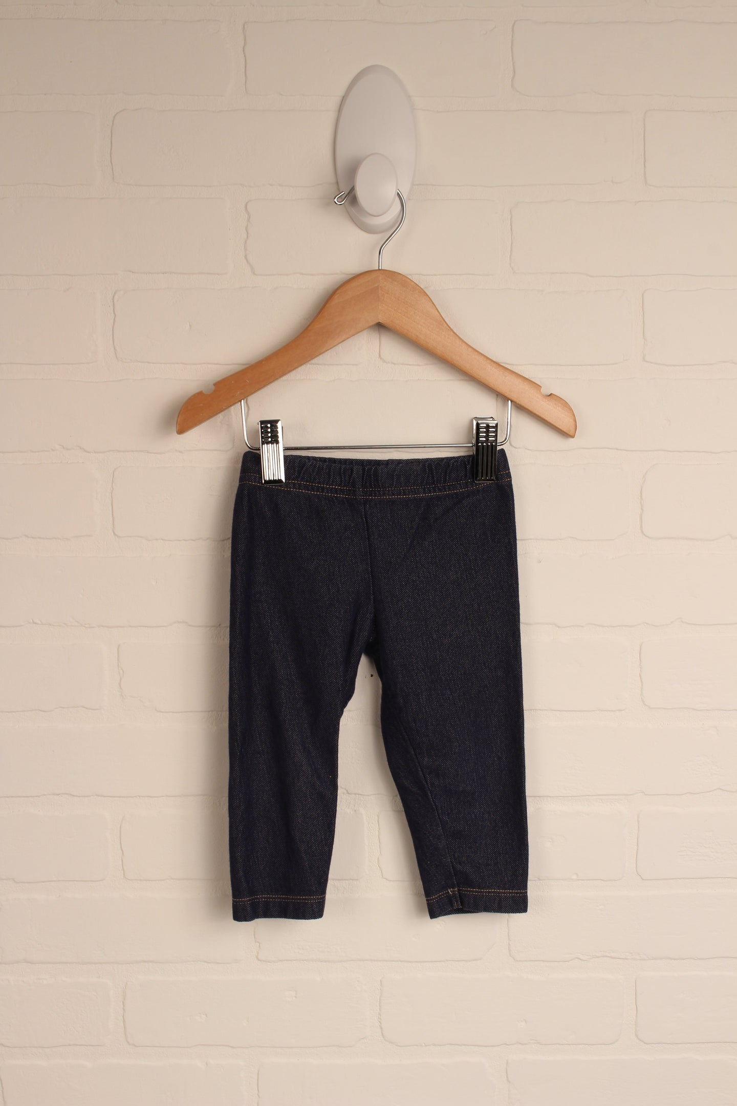 Blue Jeggings (Size 2T)