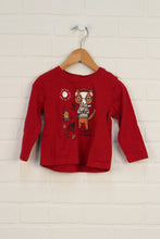Crimson Graphic T-Shirt (Size XL/18-24M)