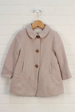 Oatmeal Swing Coat (Size 86/18-24M)