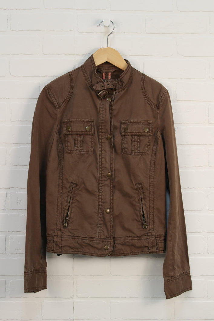 Brown Jacket (Women's Size S)
