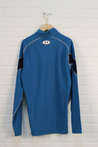 Blue Thermal Top (Men's Size L)