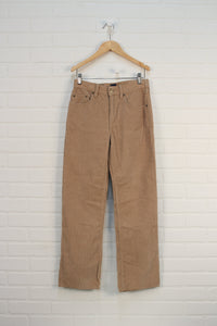 NWT Beige Cords (Size 12)
