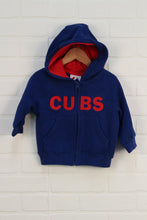 Blue + Red Graphic Hoodie: Cubs (Estimated Size 18M)