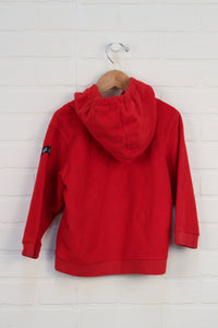 Red Logo Hoodie (Size 4XL)
