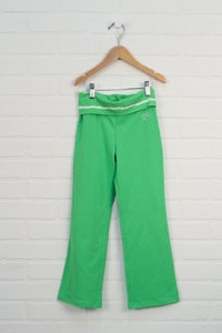 NWT Lime Yoga Pants (Size 6)