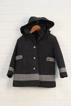 NWT Two Tone Pea Coat (Size 3T)