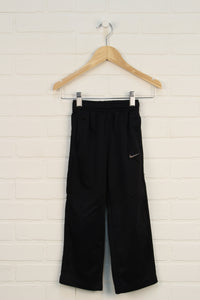 Black Fleece Lined Athletic Pants (Size 5)