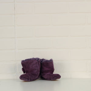 Purple Booties (Little Kids Shoe Size 4/5)